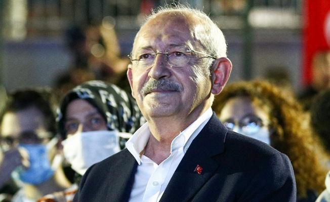 Kılıçdaroğlu'nun Fotoğrafı Saray'da Olay Oldu