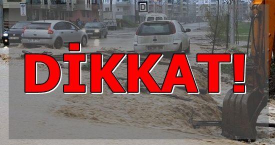 6 KENTİ YAĞIŞ 2 KENTİ FIRTINA VURACAK...