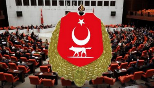AK PARTİ'DEN 'ARMA ÖNERİSİ'