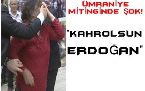 AMBULANSA BİNDİRİLİP GÖTÜRÜLDÜ...