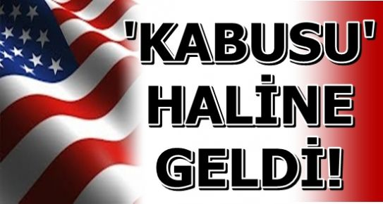 AMERİKA BU 'TEHDİT'E ÇARE ARIYOR...