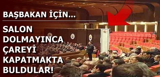 BOŞ SALONA İLGİNÇ ÇÖZÜM!