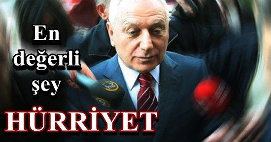 CEZAEVİNDEN ÇIKTI BUNLARI SÖYLEDİ!