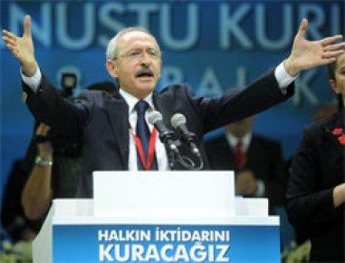 CHP'Lİ MUHALİFLERE İMZA ŞOKU!
