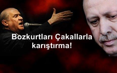 DEVLET BAHÇELİ İZMİR'DE ÖFKE KUSTU!