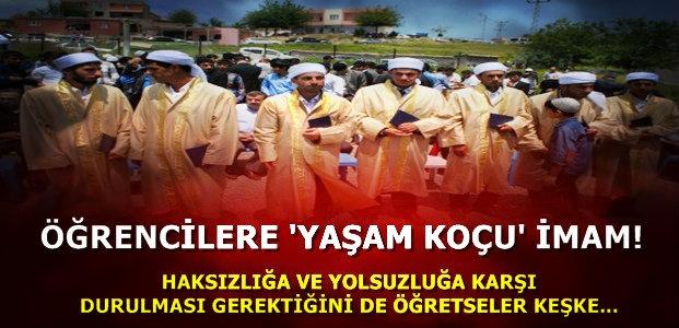 EĞİTİMDE 'YAŞAM KOÇU İMAM' DEVRİ...