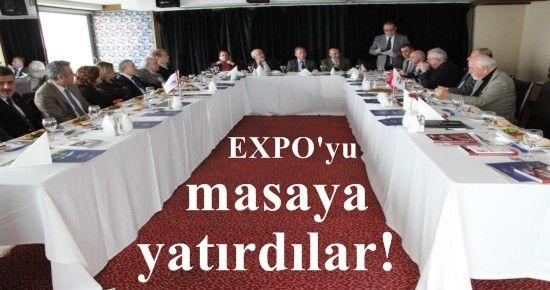 EXPO'DA 'EGE-KOOP' FARKI...