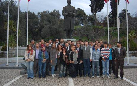 GENÇLER DE 'PINAR SUSMUŞ' DEDİ