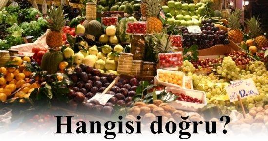 GREENPEACE 'VAR' BAKANLIK 'YOK' DİYOR