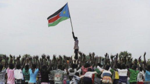 GÜNEY SUDAN 193.ÜLKE OLDU