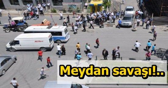 İKİ KİŞİ İLE BAŞLADI 100 KİŞİ KARIŞTI...
