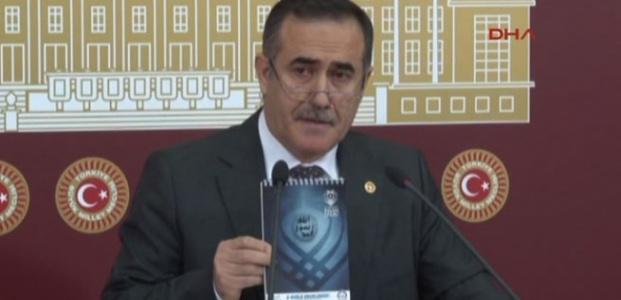 'IŞİD, AKP'NİN GAYRİMEŞRU ÇOCUĞUDUR'