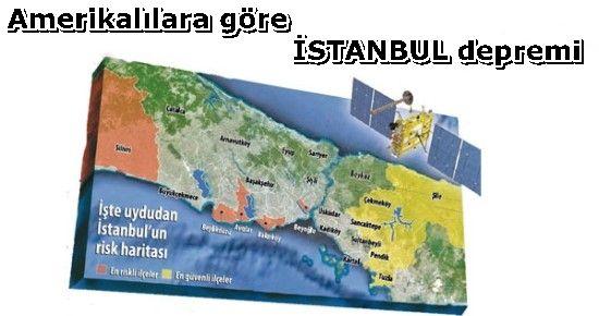 İSTANBUL'DA KORKUTAN TAHMİNLER...