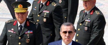 İŞTE TSK'NIN YENİ KOMUTANLARI...
