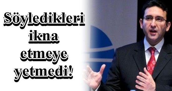 'İZMİR, İSTANBUL'UN ALTERNATİFİ DEĞİLDİR'