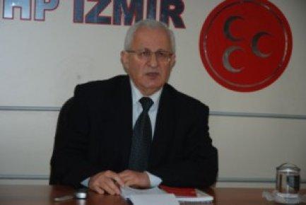 MHP İZMİR'DEN ERGENEKON İZAHI