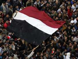 Mısır'da protestolar yeni boyut kazandı