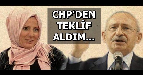 MUHAFAZAKAR DANIŞMAN'DAN CHP İDDİASI...