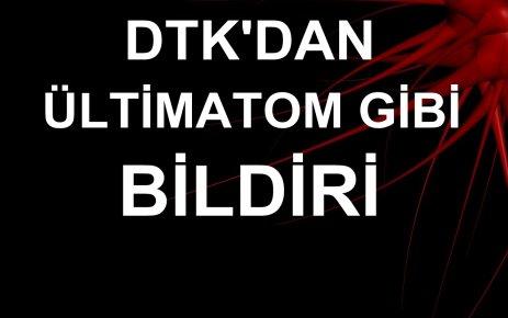 ÖCALAN'IN ÖNERİLERİNİ KABUL EDİN!