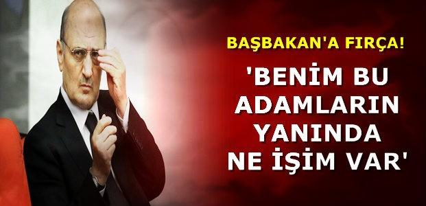 'OLAY BENİMLE DEĞİL TEPEYLE İLGİLİ'