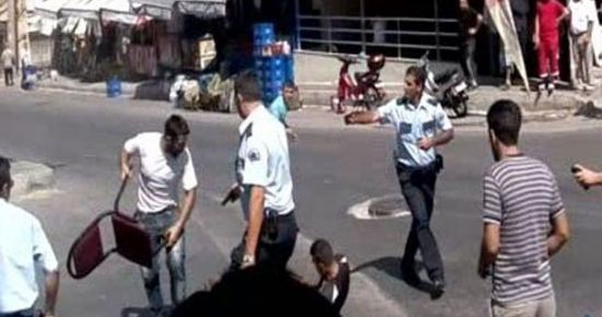 POLİS MEMURU ŞOKA GİRMİŞ...