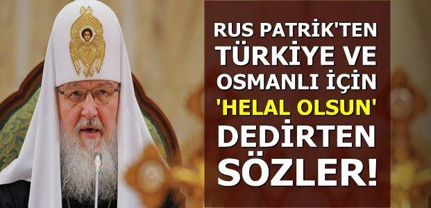 RUS PATRİK'TEN ÇARPICI AÇIKLAMALAR!