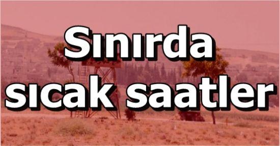 SINIRDA ASKERİ HAREKETLİLİK