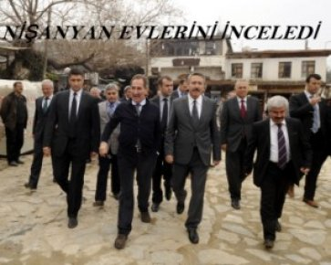 ŞİRİNCE'DE KİMSE KAYRILMAYACAK