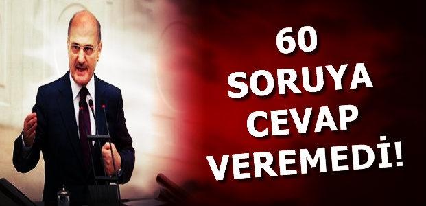 TAM 60 SORUYU ES GEÇTİ...