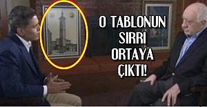 GÜLEN'İN TABLOSUNDAKİ KANLI AYRINTI!