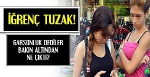 SURİYELİ KIZLARA İĞRENÇ TUZAK!