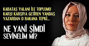 BEKİR BOZDAĞ'A SERT TEPKİ...