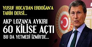 YUSUF HOCA'DAN TARİH DERSİ...