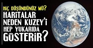 DOĞRU CEVAP 'KUZEY KUTBU' DEĞİL...