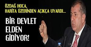 'BİR DEVLET ELDEN GİDİYOR...'
