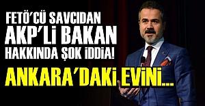 'AKP'Lİ KILIÇ ANKARA'DAKİ EVİNİ...'