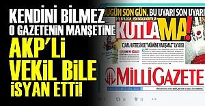 ALENEN TEHDİT MANŞETİ ATMIŞTI!..