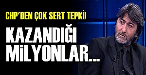 RIDVAN DİLMEN'E TEPKİLER ÇIĞ GİBİ!..