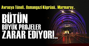 ZARAR EDİYOR, HALK ÖDÜYOR...