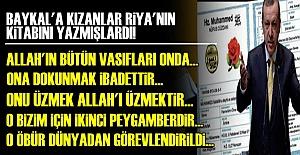 BAYKAL ÜZERİNDEN 'RİYA'...