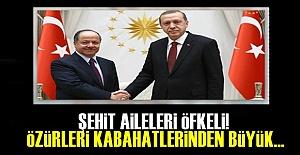 ŞEHİT AİLELERİ AKP'YE ÖFKELİ...