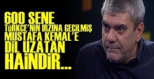 YILMAZ ÖZDİL'DEN TARİHİ SÖZLER!