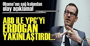 'ABD İLE YPG'Yİ ERDOĞAN YAKINLAŞTIRDI'