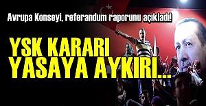 AKPM: YSK KARARI YASAYA AYKIRI...