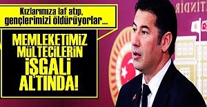 MÜLTECİLER MEMLEKETİMİZİ İŞGAL ETTİ!..