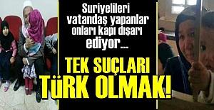 TEK SUÇLARI 'TÜRK' OLMAK!..