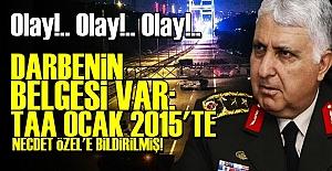 1 YIL ÖNCE NECDET ÖZEL'E BİLDİRİLMİŞ!..
