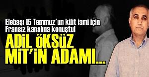 'HAKAN FİDAN İKİ KEZ BANA GELDİ...'