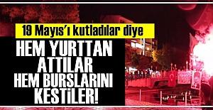 SEN MİSİN 19 MAYIS'I KUTLAYAN!..