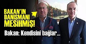 BU DA 'MESİH' DANIŞMAN!
